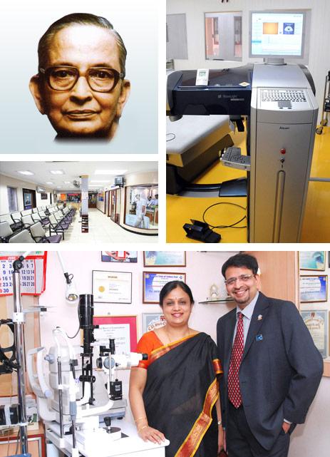 Rajan Eye Care Hospital