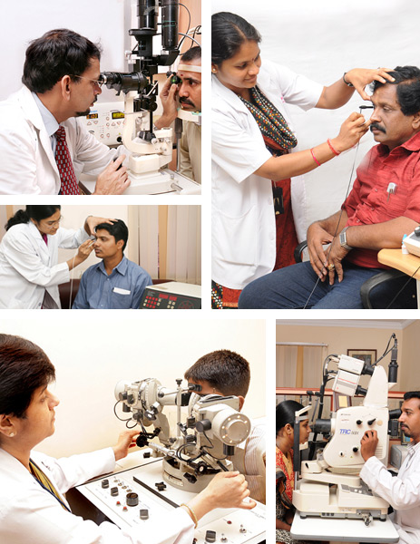 Rajan Eye Care Chennai