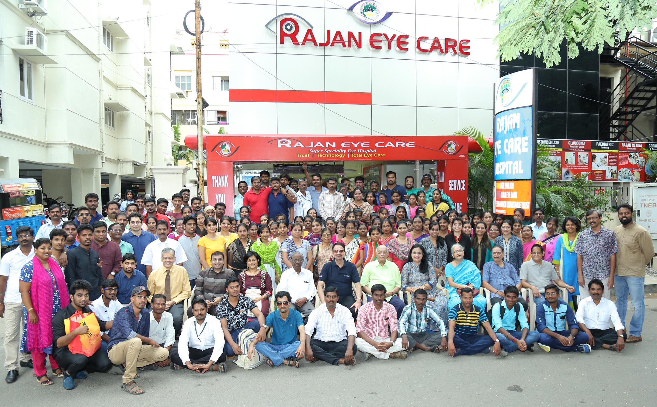 Rajan Eye Care Specialist
