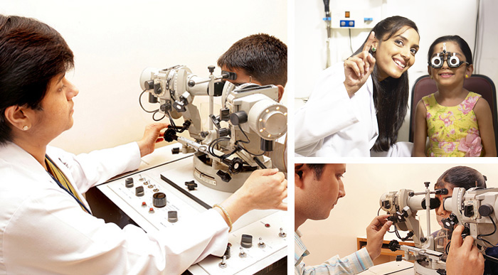 Pediatric Ophthalmology Clinic